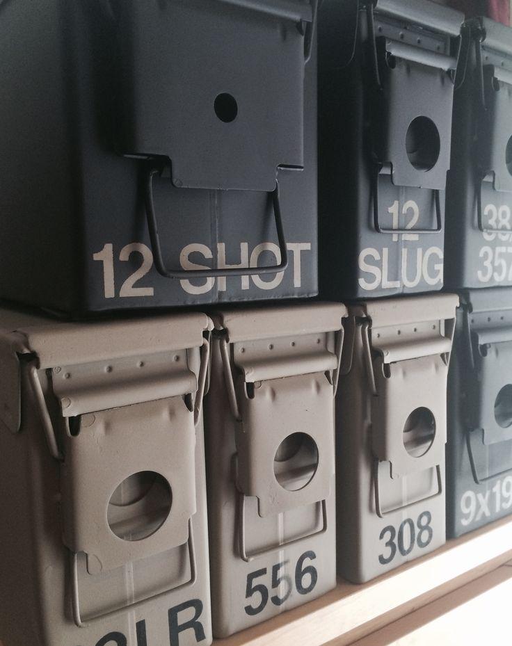 Best 25+ Ammo storage ideas on Pinterest   DIY ammo storage, Gun ...