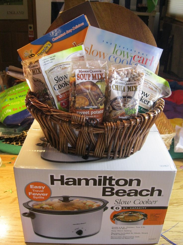 "raffle baskets on pinterest | No Soup for You"" raffle basket available at our fundraiser May 18th ..."