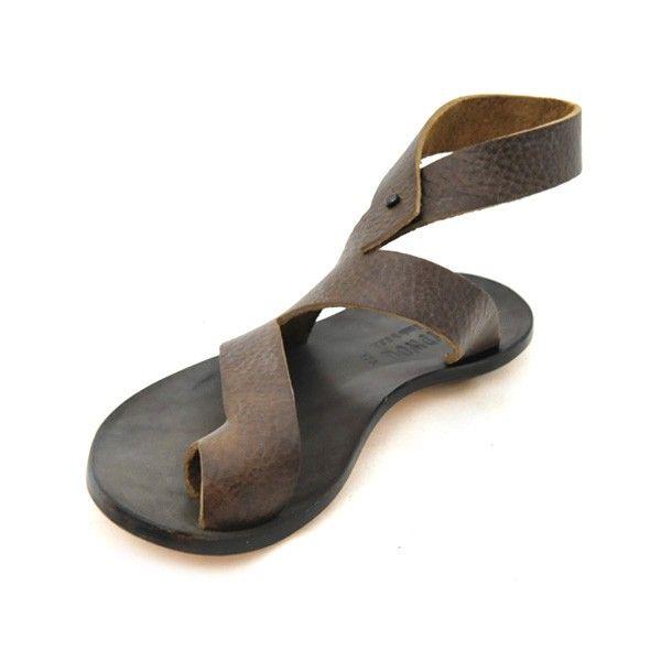 CYDWOQ handmade sandals