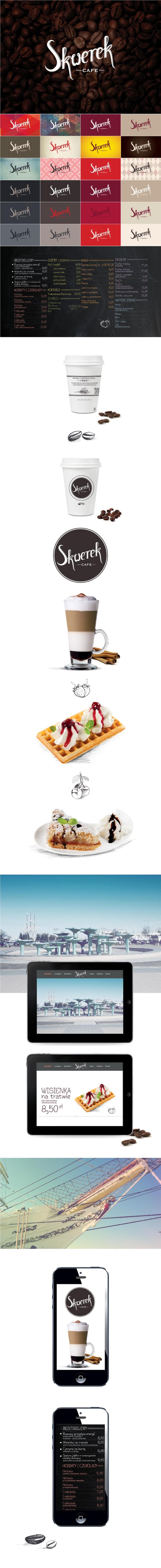 KV dla Skwerek Cafe