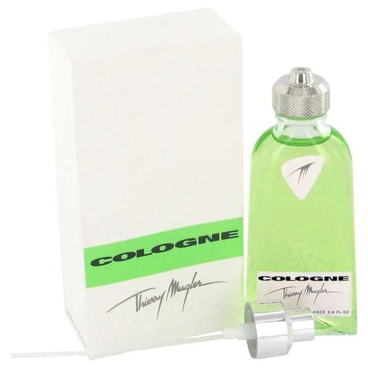 Cologne by Thierry Mugler Eau De Toilette Spray (Unisex) 3.4 oz