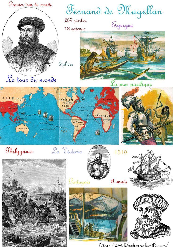 Fernand Magellan                                                                                                                                                                                 Plus