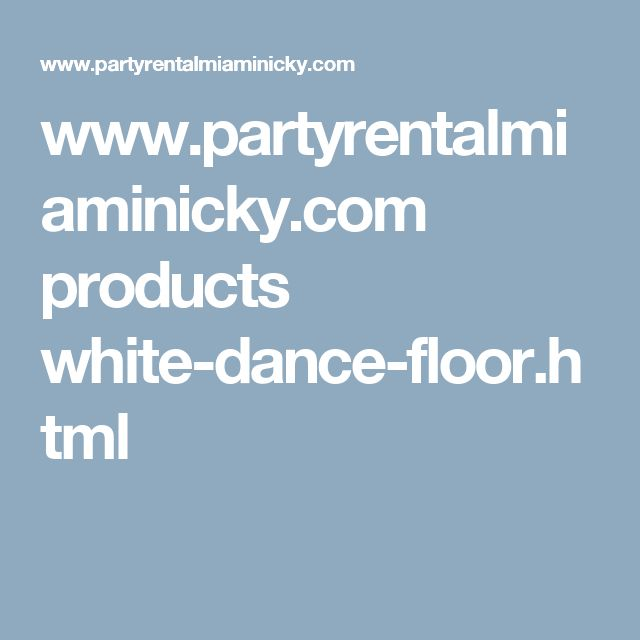 www.partyrentalmiaminicky.com products white-dance-floor.html