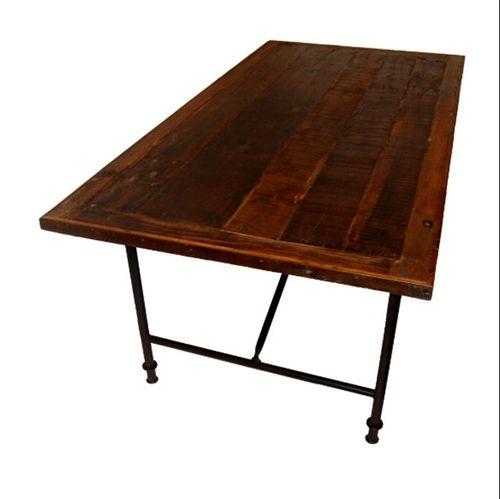 Vintage bord mørk stel