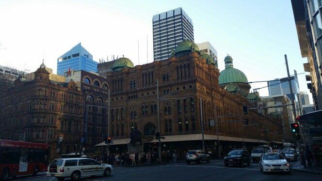 City Centre shopping ~ Sydney, Australia
