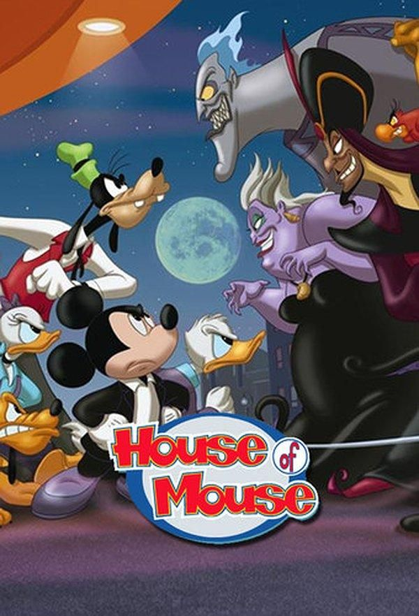 find more tv shows like house of mouse to watch latest house of mouse trailer collections of short cartoons hosted by mickey and his disney pals at his - Tv Shows Like House