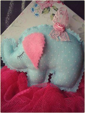 Souvenirs Elefantito!!!! Nacimiento, Baby Shower, Bautismo - $ 35,00 en MercadoLibre