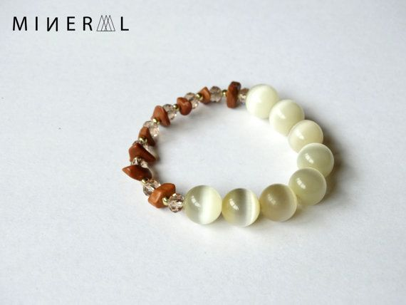 Two Pieces Bracelet par MNRL sur Etsy