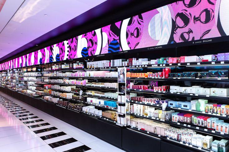 Sephora Store Champs Elysées - France | My team inspires me ...