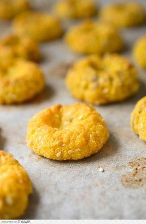 Dietetyczne ciasteczka kukurydziane 70-80 g kaszki lub… na Stylowi.pl