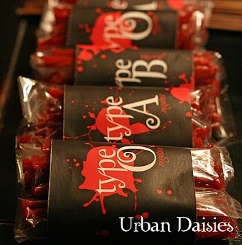 Twilight Party Favors..love this!!