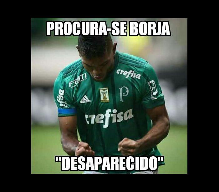 Palmeiras, Atlético-PR e Atlético-MG viram piada após derrotas; memes