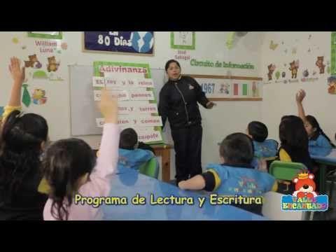 Método Glenn Doman: Programa de Lectura y Escritura - YouTube