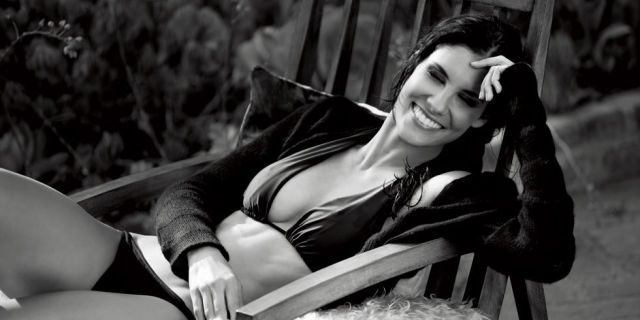 Daniela Ruah Officially Checks In  - Esquire.com
