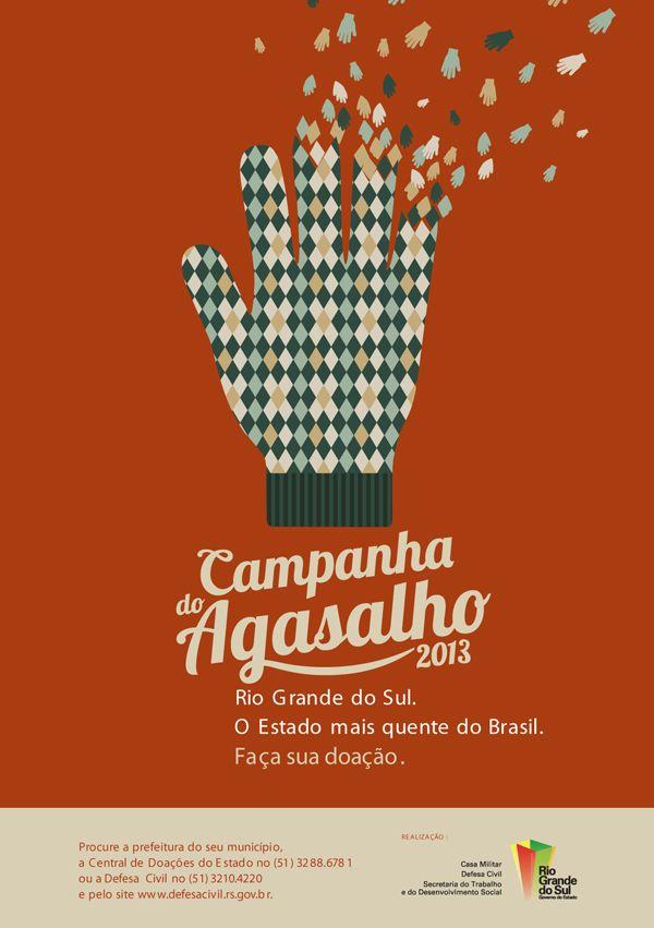 Campanha do Agasalho 2013: APERS é um dos pontos de arrecadação!