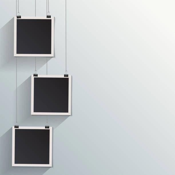 Photo Frames Multiple Pictures Wall Photo Frames Rustic Set