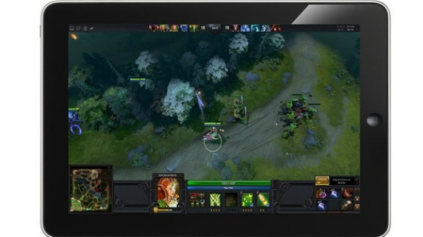 DOTA 2 on tablets?  http://www.youtube.com/watch?v=FloSFRy78-4=g-subs-u