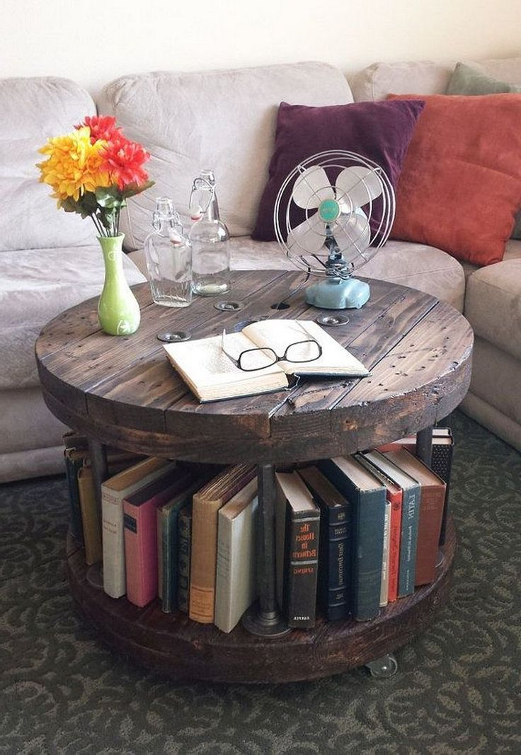 30 Gorgeous DIY Coffee Tables Inspiration #tablescape # ... on Coffee Table Inspiration  id=87253