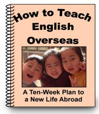Teach English as a second language in the UK