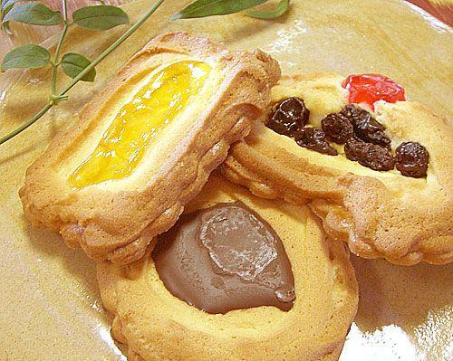 京都寺町二条「村上開新堂(むらかみかいしんどう)」の「ロシアケーキ」