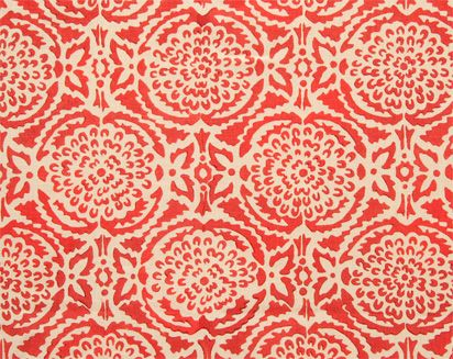 Pomegranate in Currant from Galbraith & Paul. Spring 2012 Collection.
