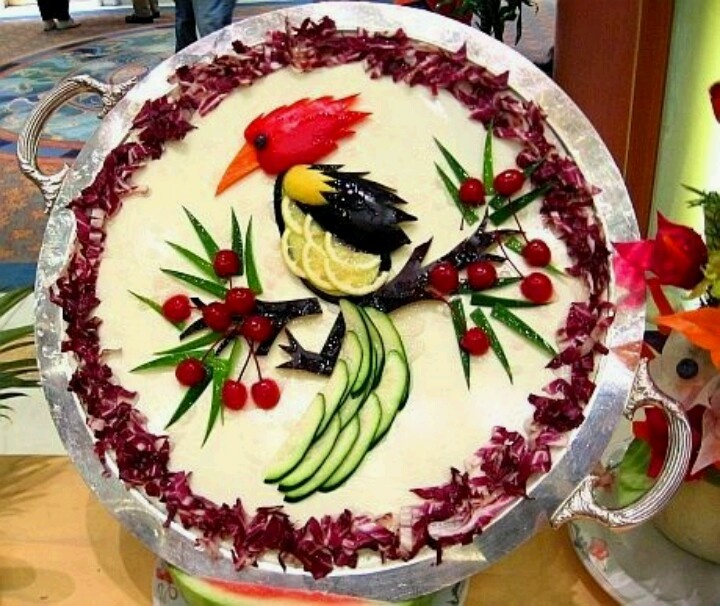 Woodpecker salad
