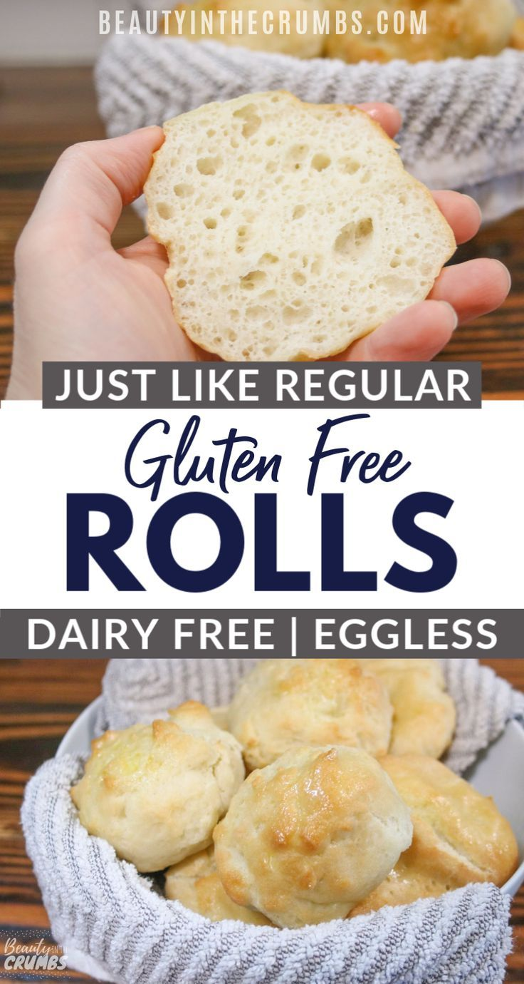The Best Gluten Free Rolls Recipe Recipe In 2020 Gluten Free Rolls Dairy Free Recipes Gluten Free Eating