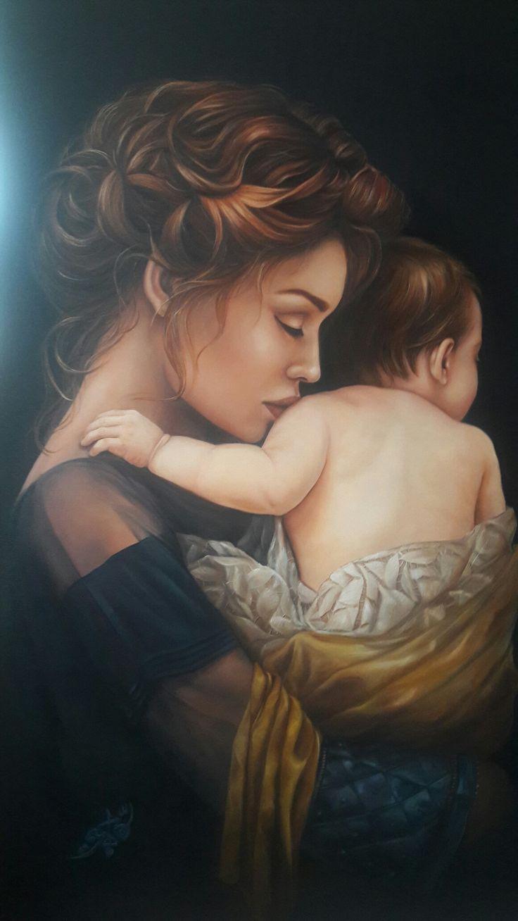 75x125 oil on canvas AYŞE SERİM