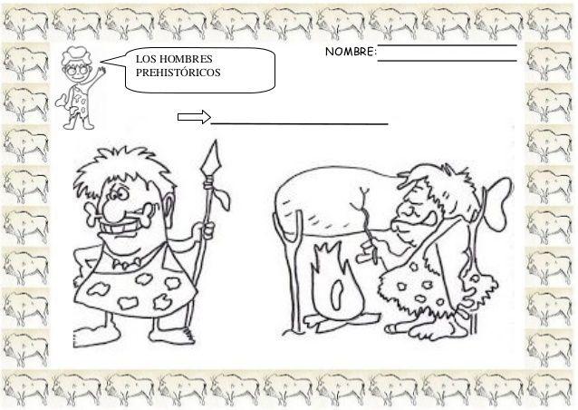 marcos infantiles la prehistoria - Buscar con Google