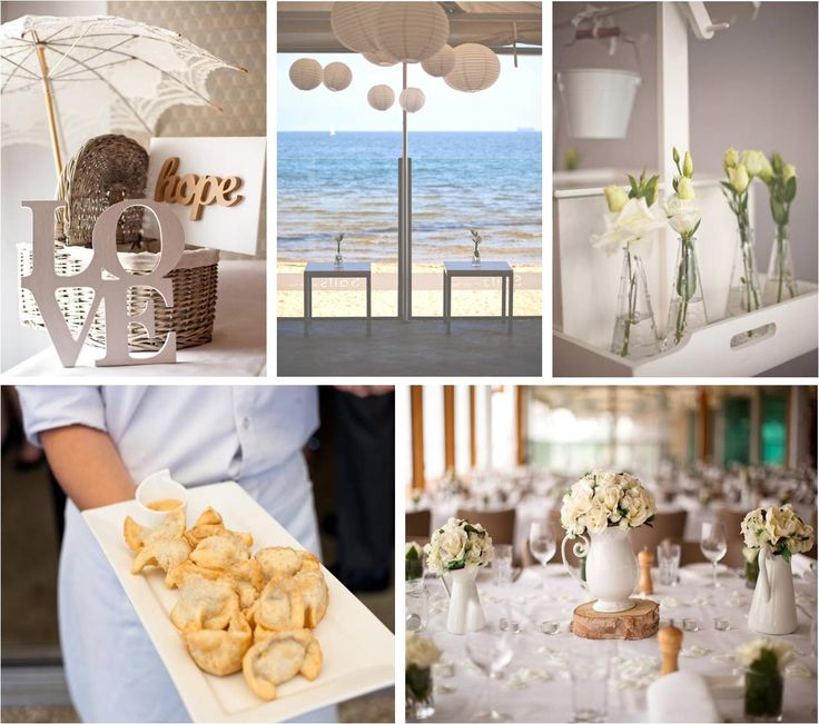 Weddings - Sails on the bay - Best Romantic, Seafood, Waterfront Restaurant, Fine Dining in Melbourne