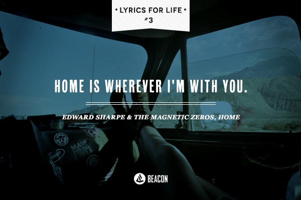 Edward Sharpe and the Magnetic Zeros - Home Songtext