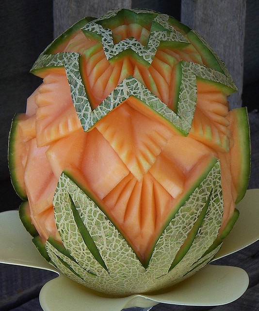 Cantaloupe by Geppetto22, via Flickr