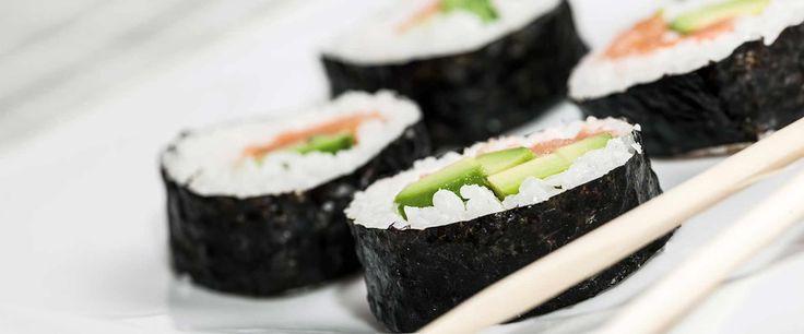 Sushi in Düsseldorf vom Lieferservice KAMIKAZE SUSHI