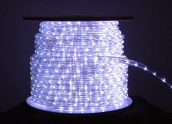 Cool white rope light outdoorlights ropelight rope lights cool white rope light outdoorlights ropelight rope lights pinterest rope lighting hallway lighting and lights aloadofball Image collections