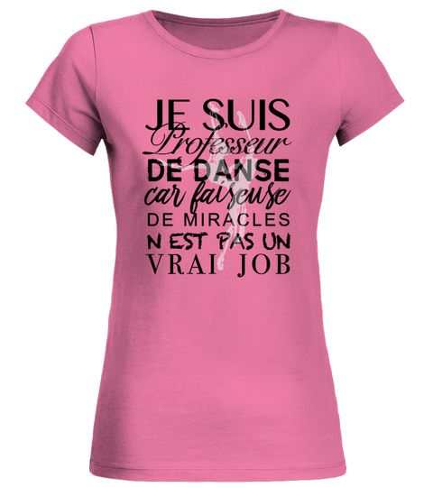 "SWEAT DANSE ""Métier"" Edition limitée 
