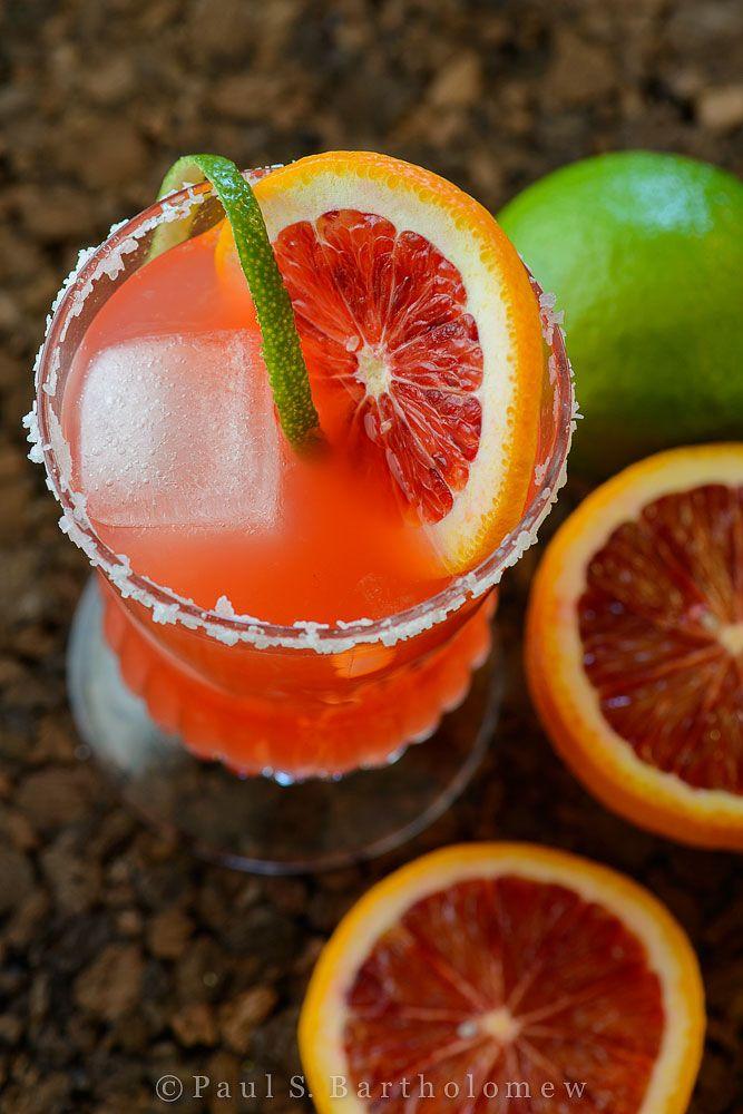Blood Orange Margarita | Recipe