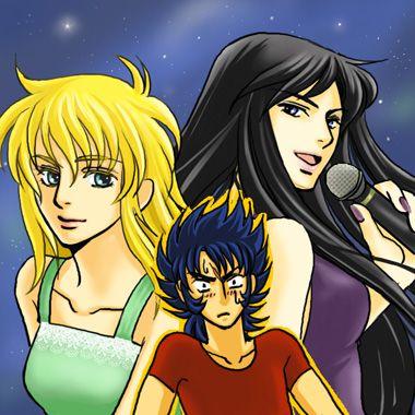 Esmeralda, Ikki, Pandora.