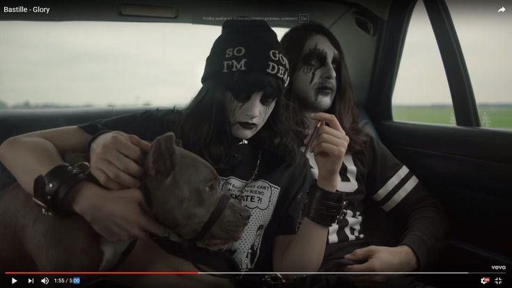 Группа Bastille выпустила клип на песню Glory - http://rockcult.ru/news/bastille-glory-video/