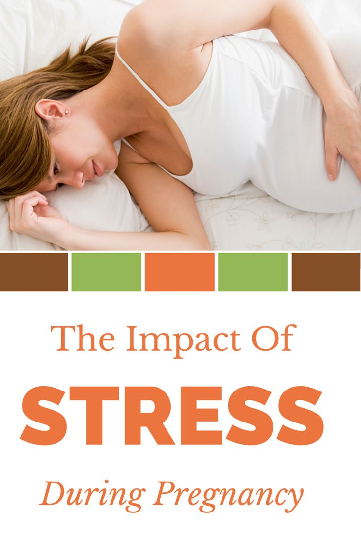 Can Your Stress Affect Your Fetus?