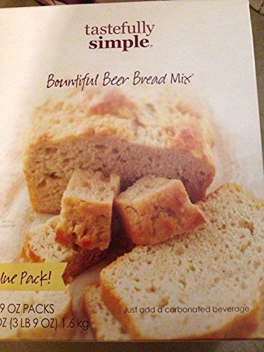 Tastefully Simple Bountiful Beer Bread Mix Value Pack 319oz Packs by NA Foods *** More info could be found at the image url.(This is an Amazon affiliate link and I receive a commission for the sales)
