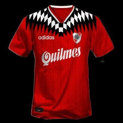CARP - Camiseta Suplente 1997.