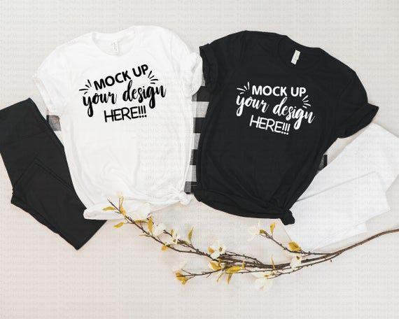 Free Mockup Shirt T Shirt Mockup Couples Mockup Matching Psd Free Psd Mockups Mockup Free Psd Shirt Mockup Free Packaging Mockup