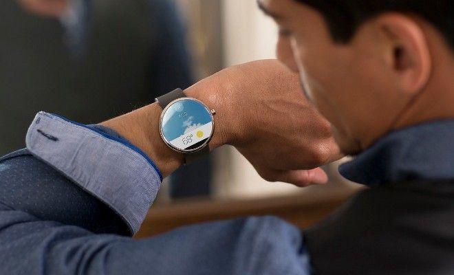 Moto 360: Το πρώτο Smartwatch με Android Wear » Wearable.gr
