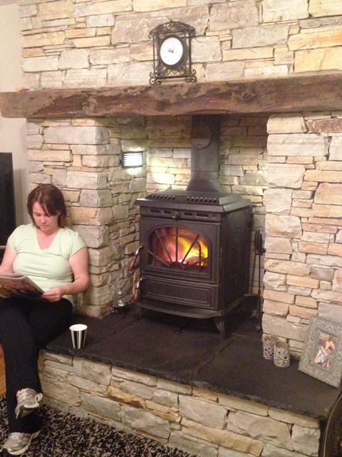 Image Result For Elevated Wood Stove Stove Fireplace