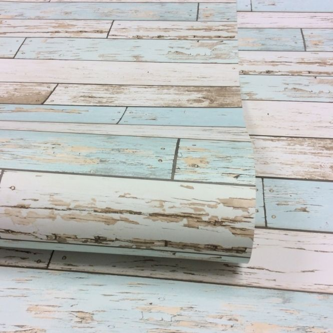 18292 Riviera Maison Driftwood Rustic Wood Effect Grey /& White Galerie Wallpaper