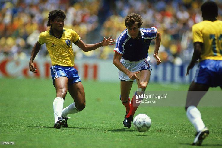 1/4f: Brazil - France 1:1 (e.t.), pen. 3:4