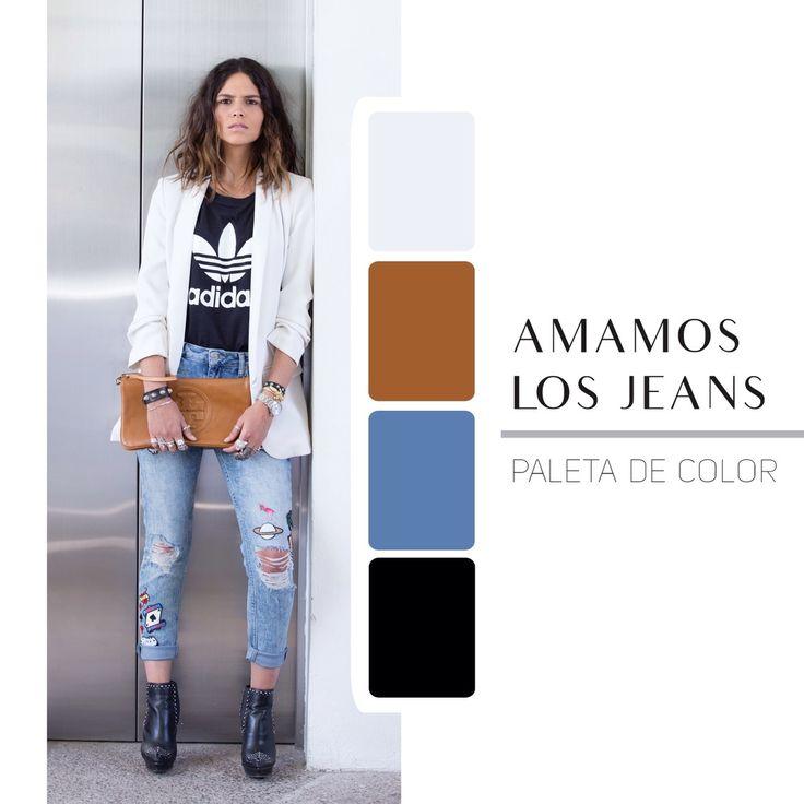 Eligiendo una combinación entre tus prendas y los zapatos que más te gusten, dándole justo al clavo en cualquier situación. #quetaltrends #moda