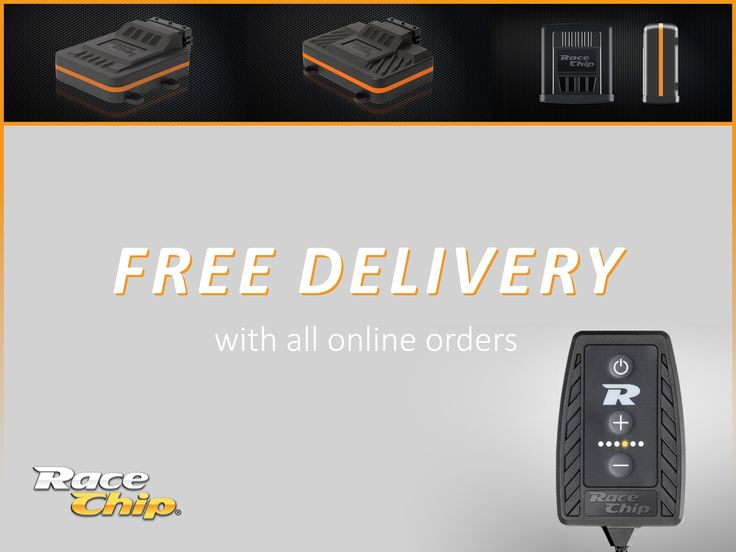 #FREE Delivery on all Online Orders!  www.racechip.co.za #racechipsa #chiptuning #online