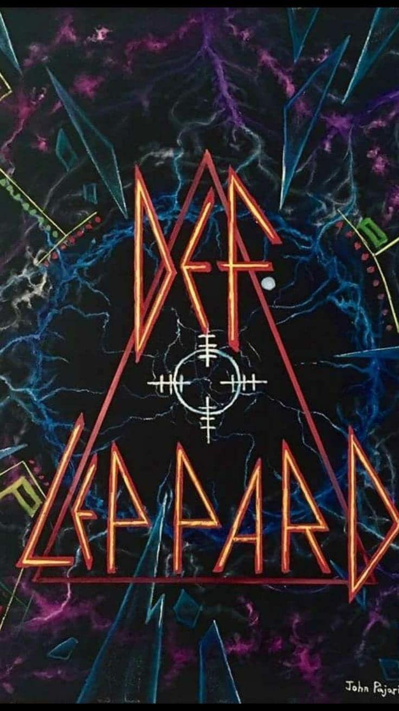 Def Leppard | Def Leppard ♡ in 2019 | Classic rock albums, Rock
