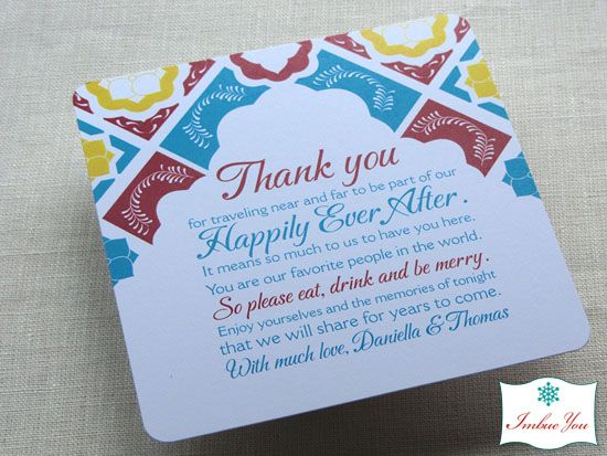 13 best thank you phrases images – Best Wedding Thank You Card Wording